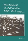 Development of Mathematics 1900-1950 (2011)