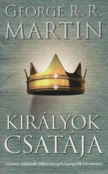 George R. R. Martin - Királyok csatája (ISBN: 9789633571781)