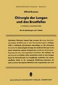 Chirurgie Der Lungen Und Des Brustfelles (2012)