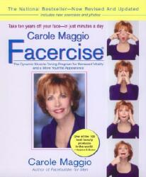 Carole Maggio Facercise (ISBN: 9780399527838)