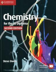 Chemistry for the IB Diploma Coursebook - Steve Owen, Peter Hoeben, Mark Headlee (2014)