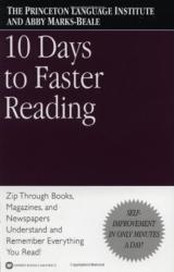 10 Days to Faster Reading (ISBN: 9780446676670)