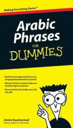 Arabic Phrases For Dummies (ISBN: 9780470225233)