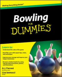 Bowling For Dummies (ISBN: 9780470601594)