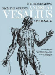 Illustrations from the Works of Andreas Vesalius of Brussels (ISBN: 9780486209685)