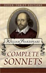 Complete Sonnets William Shakespeare (ISBN: 9780486266862)
