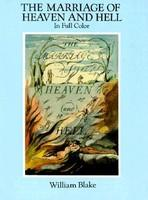 The Marriage of Heaven and Hell: A Facsimile in Full Color (ISBN: 9780486281223)