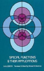 Special Functions & Their Applications (ISBN: 9780486606248)
