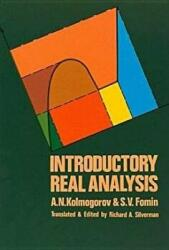 Introductory Real Analysis (ISBN: 9780486612263)