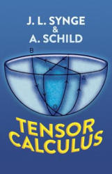 Tensor Calculus (ISBN: 9780486636122)