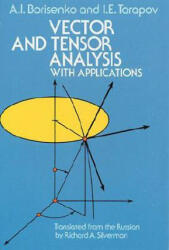 Vector and Tensor Analysis with Applications (ISBN: 9780486638331)
