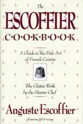 Escoffier Cookbook - A Escoffier (ISBN: 9780517506622)