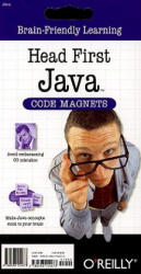 Head First Java Code Magnets (ISBN: 9780596154073)