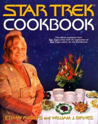 Star Trek Cookbook (ISBN: 9780671000226)