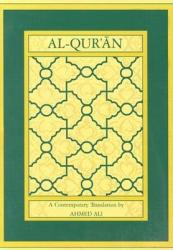 Al-Qur'an - Ahmed Ali (ISBN: 9780691074993)