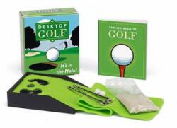 Desktop Golf (ISBN: 9780762438150)