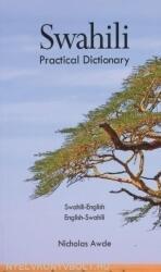 Swahili/ English- English/ Swahili Dictionary (ISBN: 9780781804806)