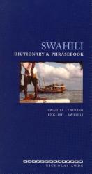 Swahili Dictionary and Phrasebook: Swahili-English/English-Swahili (ISBN: 9780781809054)