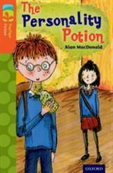 Oxford Reading Tree TreeTops Fiction: Level 13: The Personality Potion (2014)