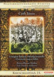Kisenciklopédia 23. - cúth jános (2014)