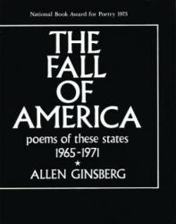 Fall of America - Allen Ginsberg (ISBN: 9780872860636)