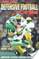 AFCA's Defensive Football Drills - American Football Coaches Association (ISBN: 9780880114769)