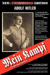 Mein Kampf: The New Ford Translation (ISBN: 9780977476077)