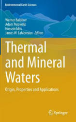 Thermal and Mineral Waters - Werner Balderer, Adam Porowski, Hussein Idris (2014)