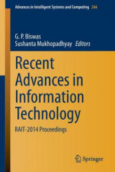 Recent Advances in Information Technology - RAIT-2014 Proceedings (2014)