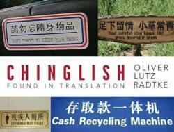 Chinglish (ISBN: 9781423603351)