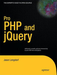 Pro PHP and jQuery (ISBN: 9781430228479)