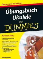 bungsbuch Ukulele fr Dummies (2014)