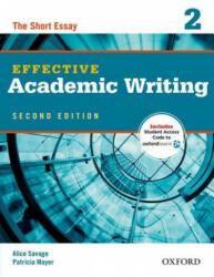Effective Academic Writing 2: Student Book (2012)
