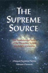 Supreme Source - Namkhai Norbu, Adriano Clemente (ISBN: 9781559391207)