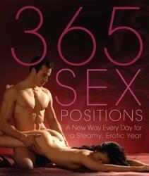 365 Sex Positions - Lisa Sweet (ISBN: 9781569757192)