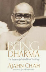 Being Dharma: The Essence of the Buddha's Teachings (ISBN: 9781570628085)