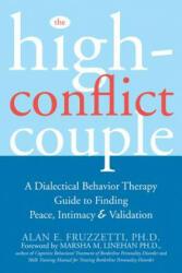 High-Conflict Couple - Alan E. Fruzetti (ISBN: 9781572244504)
