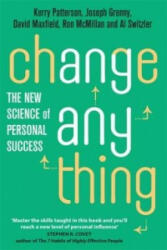 Change Anything - The New Science of Personal Success (2014)