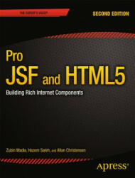 Pro JSF and HTML5: Building Rich Internet Components (2013)
