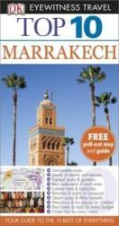Marrakech útikönyv Top 10 DK Eyewitness Guide, angol 2014 (2014)