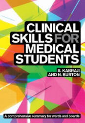 Clinical Skills for Medical Students (2012)