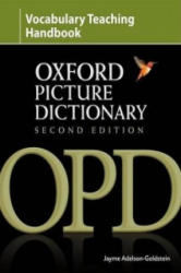 Oxford Picture Dictionary Vocabulary Teaching Handbook - Reviews Research into Strategies for Effective Vocabulary Teaching and Explains How to Apply (2008)