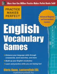 Practice Makes Perfect English Vocabulary Games (2014)