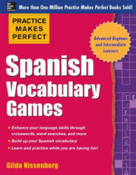 Practice Makes Perfect Spanish Vocabulary Games (2014)