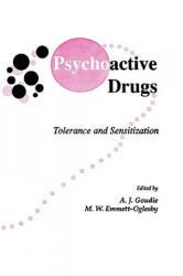Psychoactive Drugs - A. J. Goudie, M. W. Emmett-Oglesby (1989)