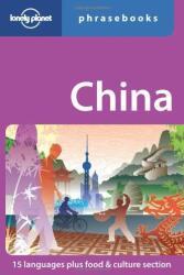 Lonely Planet kínai szótár China Phrasebook & Dictionary (ISBN: 9781741797916)
