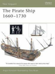 Pirate Ship 1660-1730 - Angus Konstam (ISBN: 9781841764979)