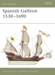 Spanish Galleon (ISBN: 9781841766379)