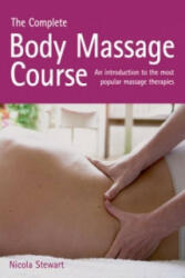 Complete Body Massage Course (ISBN: 9781843405702)
