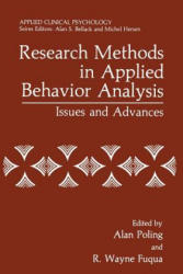 Research Methods in Applied Behavior Analysis - Issues and Advances (2012)